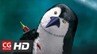 "CGI Animated Short Film: ""Ice Pepper"" by ESMA   CGMeetup"