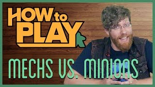 How to Play League of Legends Spinoff MECHS vs MINIONS!