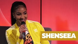 Shenseea Stops By HOT 97 To Talk Upcoming Projects w/ DJ Young Chow
