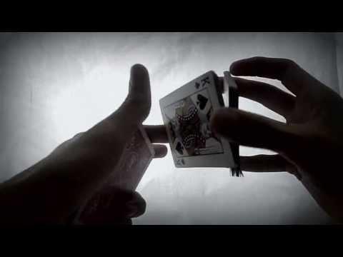 Трюки с картами (Урок) - флориш для начинающих #1