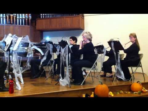 Williamsport Flute Choir - Magic and Mystery Suite - Amy Rice-Young