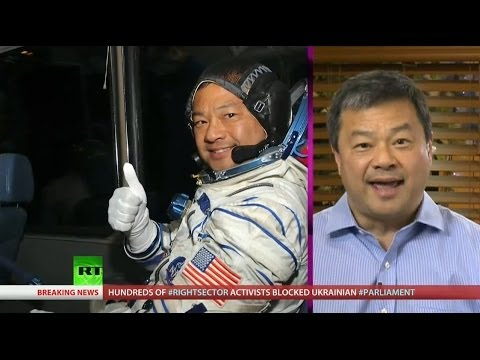 Nasa Astronaut On 'gravity', Mars Colonization & Sex In Space | Interview With Dr. Leroy Chiao video