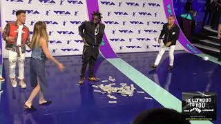 Kodak Black at the 2017 MTV Video Music Awards at The Forum in Los Angeles