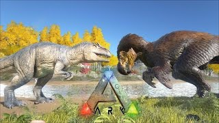 Nopee viyoutube ark survival evolved turkey trial dodorex giganotosaurus malvernweather Images