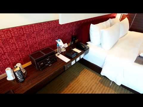 Le Meridien Bangkok Hotel, Surawong Road – Hotel Video Guide