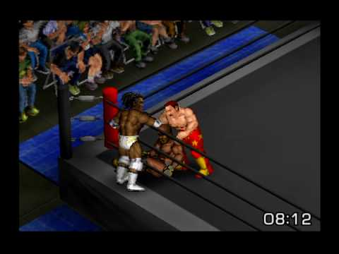 SCPW Live! Episode 01.10 - 05 - Wayne Knox & Booker T vs. Kurt Angle & Hae Lo Victory part 1 Video