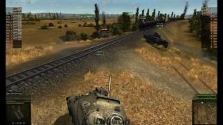 World Of Tanks | Episode #15 | Part #1 | USA mediums - M4 Sherman, T20