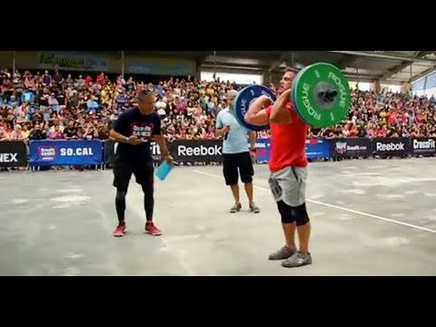 CrossFit - SoCal Regional Live Footage: Men's Event 6