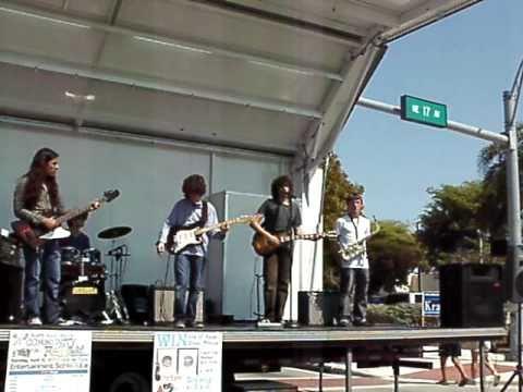 Allison Academy Rock Band 2011 Wilco