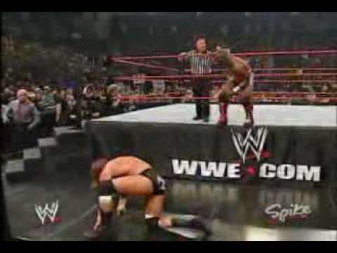 Shelton Benjamin vs Triple H Music Videos