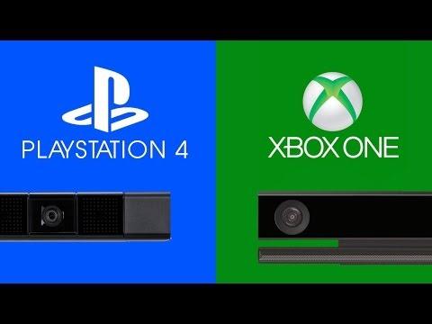 Xbox One vs. PS4 - Camera Comparison