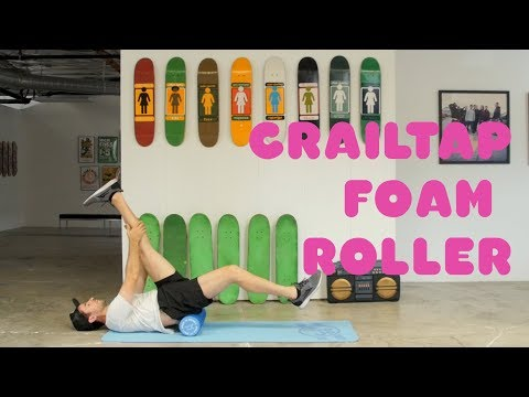Mike Carroll and The Crailtap Foam Roller | Available Now!