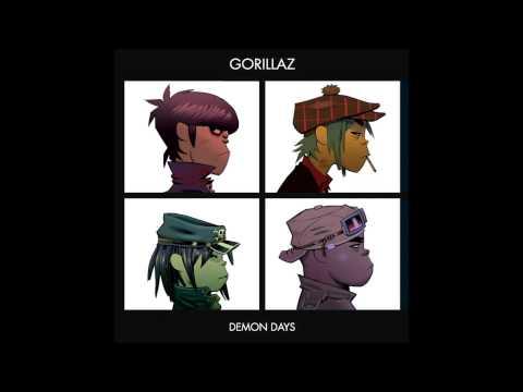 Gorillaz - Dirty Harry (Without Rap)