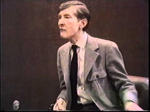 Kenneth Williams appearing on Parkinson, alongside Sir John Betjeman