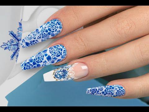 China Luxury Nail Design - Nails 21