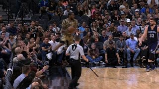 Download Spurs Go Full-Court Without Dribbling! March 23, 2017 3Gp Mp4