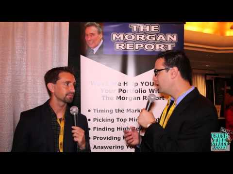 What Mining Companies To Buy And When...Gold & Silver Markets W/ Chris Marchese Of The Morgan Report