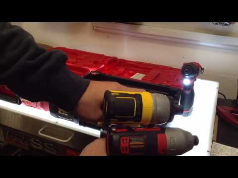MILWAUKEE M12 BRUSHED VS FUEL BRUSHLESS COMPACT IMPACT 12V COMPARISON