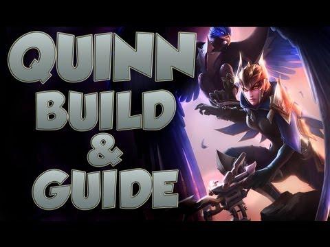 《英雄聯盟》Quinn Build