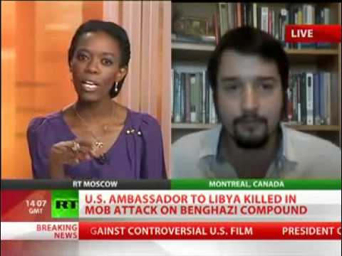 Schett US Backed Libyan Militias Turning on Each Other