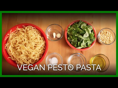 Vegan Pesto Pasta | PETA Living #14