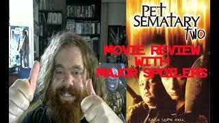 Pet Sematary 2 1992 Movie Review with Major Spoilers