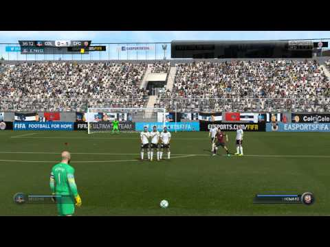 Fifa 15 UT - Testando o time da Barclays - PT BR PC