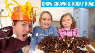 Rocky Road & Chow Crown a 'fun' food game?!