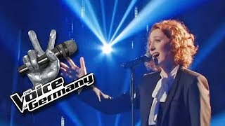 Coldplay - Fix You | Anna Heimrath | The Voice of Germany | Sing-Offs