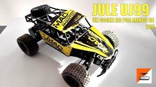 RC Car Jule UJ99, impresionante por menos de 20€ este pequeño buggy