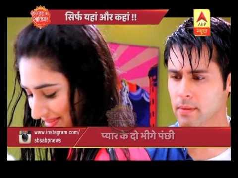 Woh Apna Sa: Jhanvi Romances With Aditya