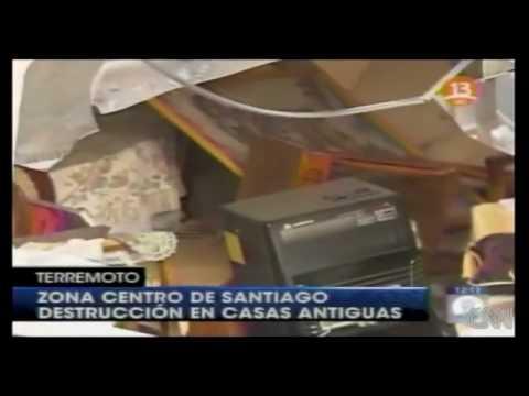 TERREMOTO EN CHILE DE 8.8 GRADOS