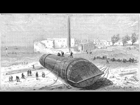 Игла Клеопатры.  Мифы и истории.
