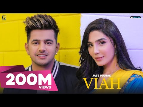 VIAH : JASS MANAK (Official Video) Satti Dhillon | Latest Punjabi Song 2019 | GK.DIGITAL | Geet MP3