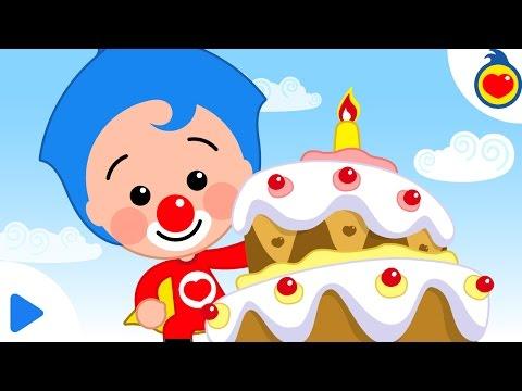 Cumpleaños mágico   Plim Plim (Dibujos Animados)