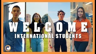 Welcome to Orange Coast College! OCC International Students