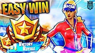 EASIEST SQUAD WIN EVER   FUNNY MOMENTS   FAILS + MORE   FORTNITE BATTLE ROYALE GAMEPLAY