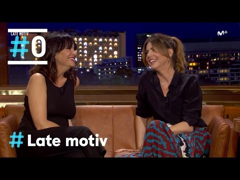 Late Motiv:  Manuela Velasco y Melanie Olivares presentan 'Bajo terapia' #LateMotiv133 | #0