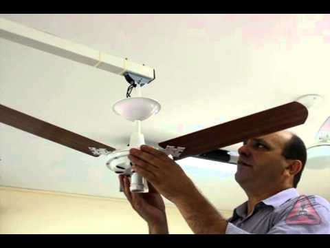 Venti delta ventilador teto