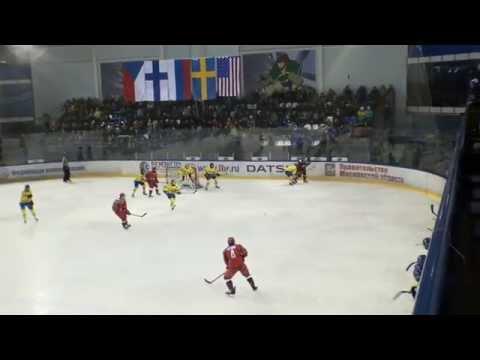 Обзор матча Россия - Швеция (4:0)
