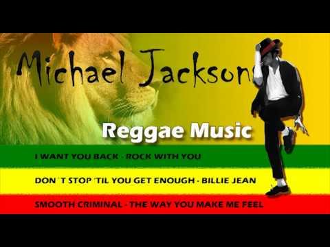 Michael Jackson reggae music
