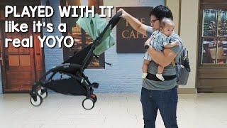 Babyzen Yoyo Stroller: Unboxing & Review (Philippines) | #TheClingyFam EP81