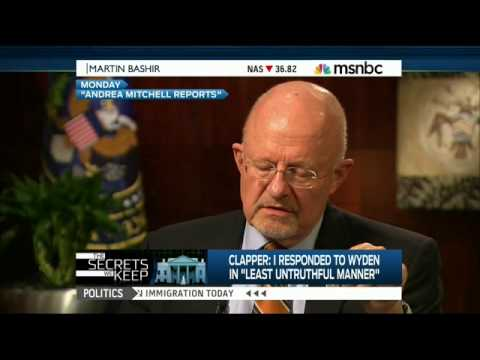 Clapper: 'Least Untruthful Manner""