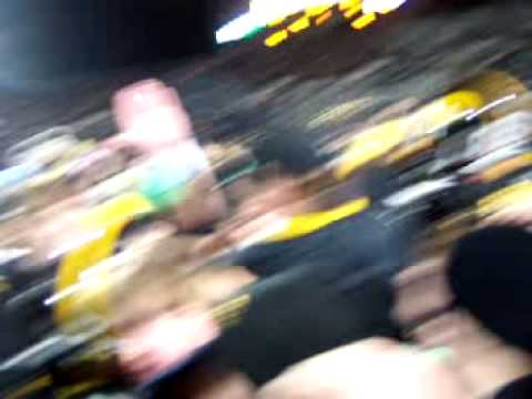 RUSH the Field Iowa Hawkeyes Upset MADNESS #3 PSU Video