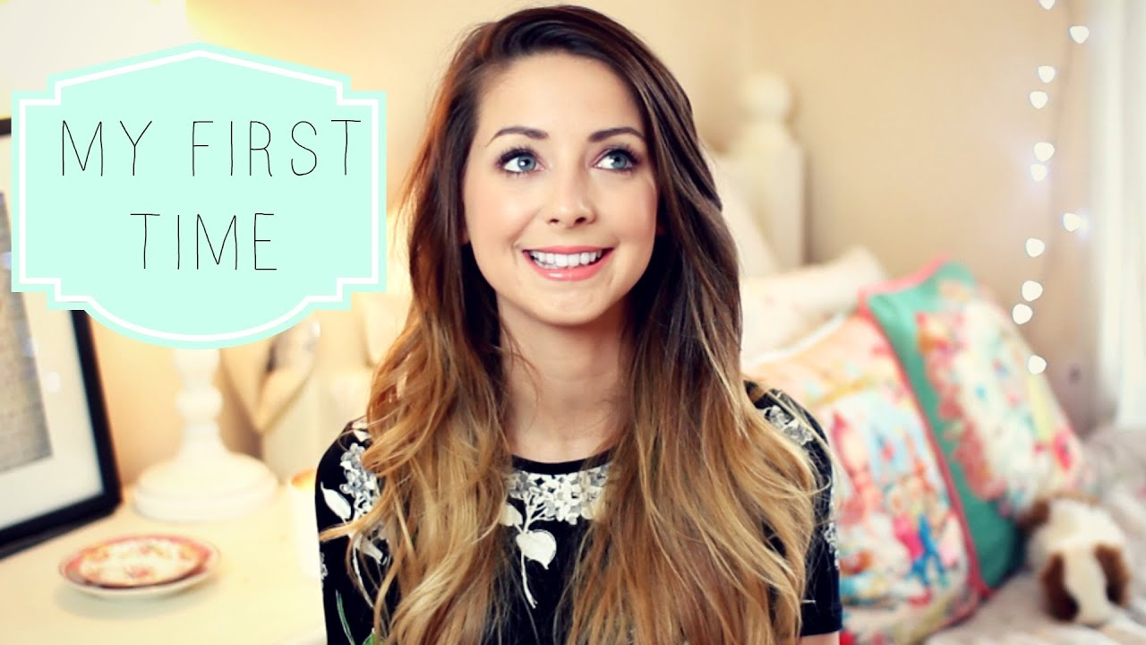 My First Time  Zoella