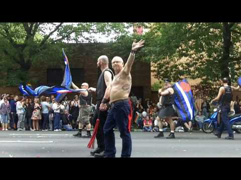 Seattle Gay Pride Parade 2010, Part 2