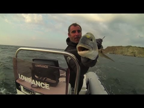 Chasse sous marine - Ithurriague Benjamin - FRANCE - Olivier Marticorena CSM au Pays Basque