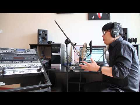 Enrique Iglesias - Why not me (Singer A Cool Cover) Mongolian...