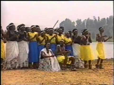 Imbyino nyarwanda (Itorero Ingazo)