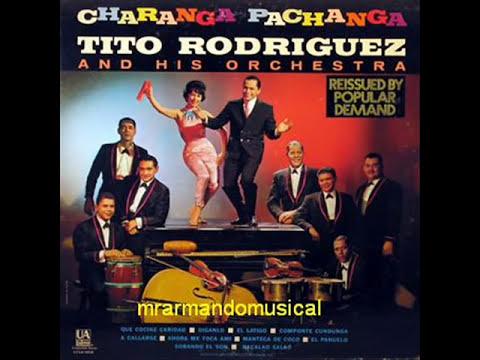 TITO RODRÍGUEZ - CHARANGA PACHANGA.- DISCO COMPLETO.-